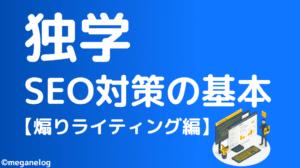 【独学】SEO対策の基本【煽りライティング編】